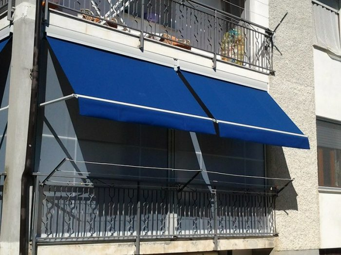 Tenda veranda ermetica 180 estate inverno