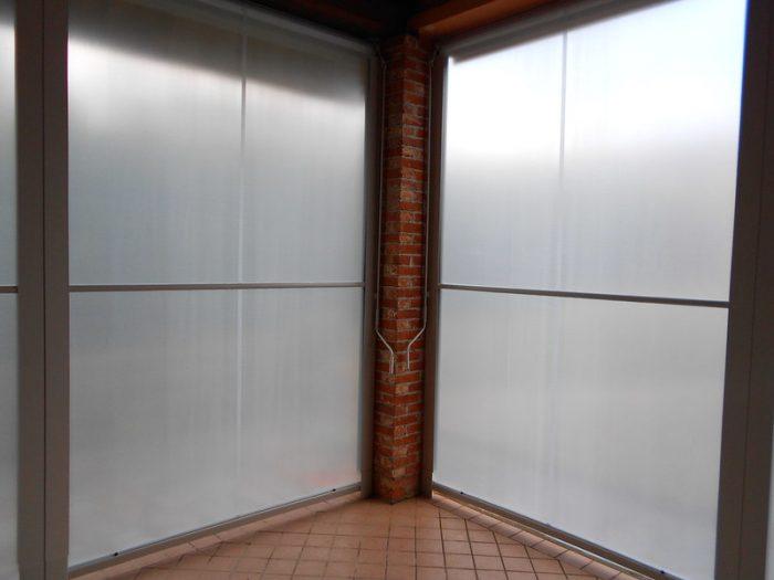 Tenda veranda monorullo