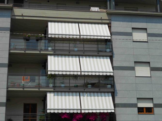 autorizzazione tenda sole o veranda