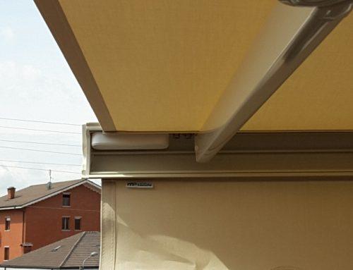 Proteggi la tua tenda da sole con Eolis 3D Wirefree di Somfy