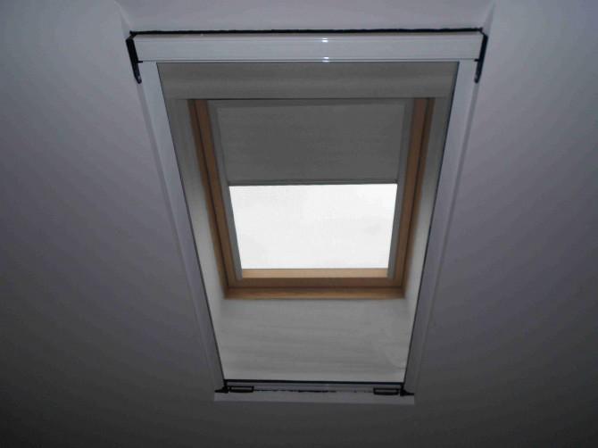 Zanzariere e tende per Velux e finestre da tetto