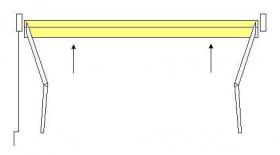 Come cambiare il telo della tenda da sole (parte 3)