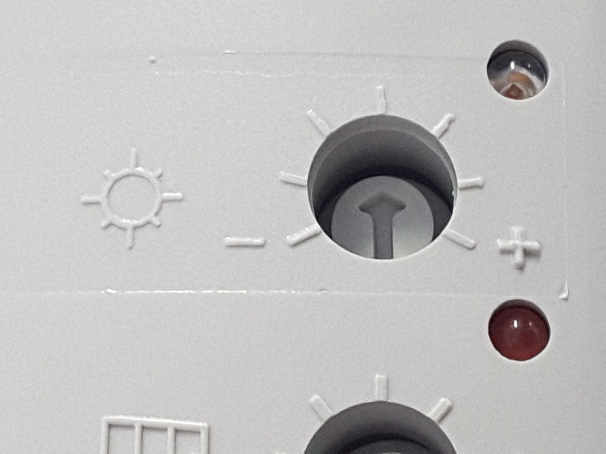 Potenziometro sole sensore Somfy EolisSoliris RTS