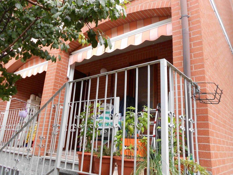 Tenda veranda con frangivento 10