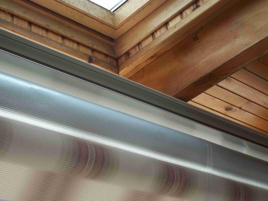 Tenda veranda e travi di legno 06