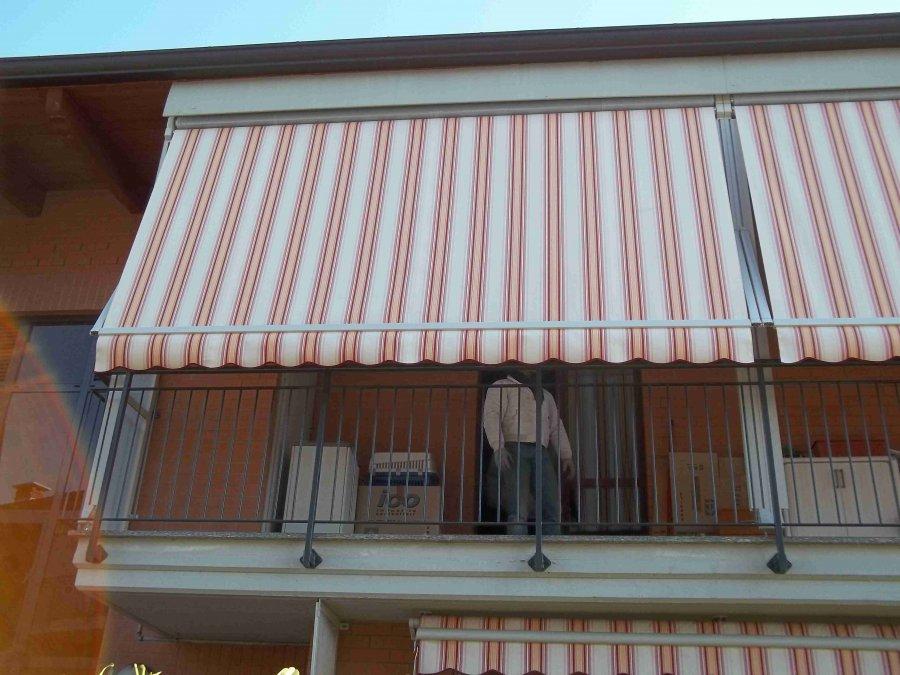 Tenda veranda e travi di legno 15