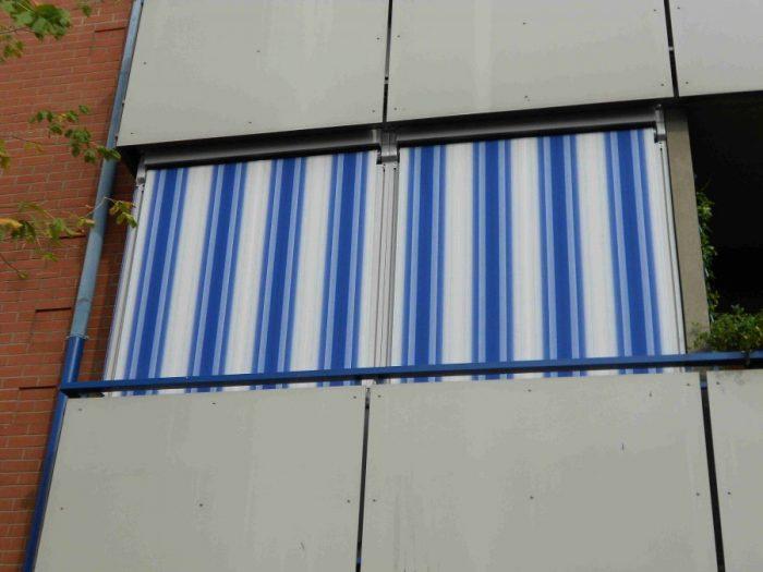 Tenda veranda senza bracci 06