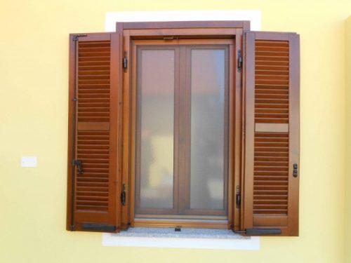 Zanzariera per finestra a molla 100 x 150