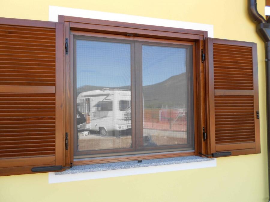 Zanzariere per finestra 02