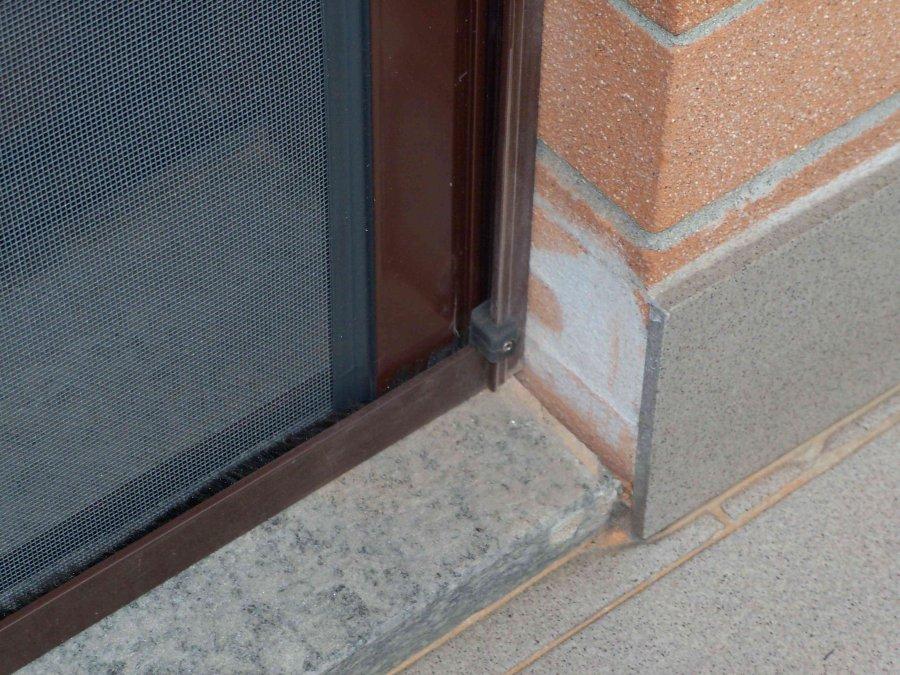 Zanzariere per porta finestra 08