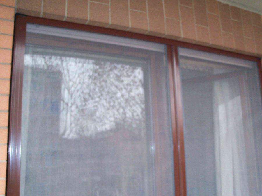 Zanzariere per porta finestra 09