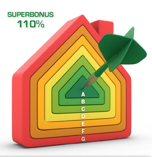 Guida al Superbonus 110% dell'Agenzia delle Entrate