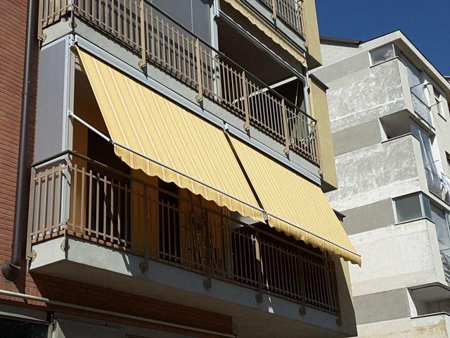 Tende veranda installate a Chieri