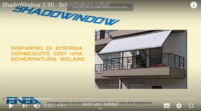 Video descrizione applicazione ShadoWindow