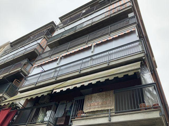 Tenda veranda Torino vista esterna